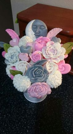 Bouquet di saponi Soap Gifts, Handmade Soaps, Soap Making, Bouquet, Shapes, Flowers, Beauty, Plastering, Hand Soaps