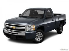 Our new Chevy Truck.