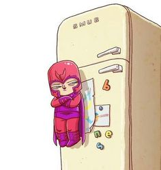 Fridge Magneto