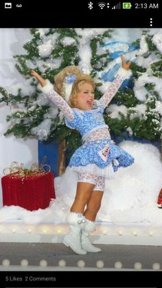 Baby Pageant, Pageant Wear, Pageant Girls, Christmas Pageant, Christmas Costumes, Dance Outfits, Girl Outfits, Beauty Pageant Dresses, Ballerina Costume