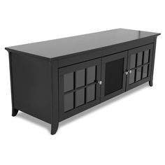 "Found it at Wayfair - Colby 60"" TV Stand in Black"