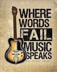 Royalty Free Images Of Guitar With Quotes