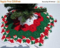 BLACK FRIDAY SALE Crochet Mini Christmas By Crochetedbycharlene