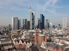 Frankfurt- cidades da Alemanha