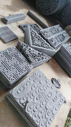砖雕实物 - 案例 - 案例展示 - 深圳威锴众润建材科技有限公司