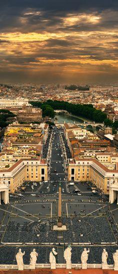 23.10.2015 - STÄDTEREISE #italien #rom #citytrip #städtereise #kurzurlaub