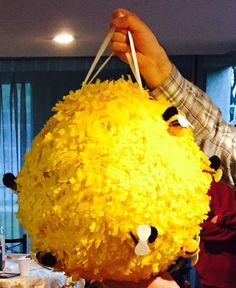 piñata with bees