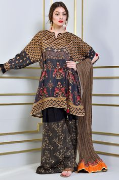 The Latest Collection of stylish lawn and other dresses by top designers like Gul Ahmed, Alkaram, Khaadi, Nishat Linen and more.