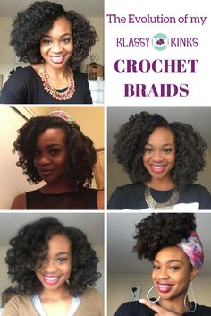 So homies and friends… I've now had my crochet braids for 4 weeks and they have gone through quite some phases! While I've changed the look of the hair a few times by either adding more hair or changing the curl pattern – which I'll tell you more about below – the way I've maintained …