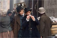 Sherlock Holmes-I had to laugh the whole time! Robert Downey Jr. is an amazing actor