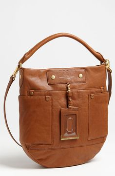 MARC BY MARC JACOBS 'Preppy' Leather Hobo
