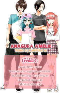 Anagura Amelie Capítulo 13 página 1 - Leer Manga en Español gratis en NineManga.com