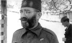 """Dragoljub """"Draža"""" Mihailović, also known as """"Uncle Draža"""", was a Yugoslav Serb general during World War II. A staunch royalist, he organized bands of guerrillas known as the Chetnik Detachments of the Yugoslav Army. Mihailović and the Chetniks fought the communist partisans of Tito and eventually collaborated with the Germans. After the war, Mihailović and a number of his comrades were tried and sentenced to death by firing squad."""