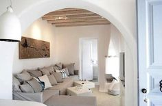 Apartment located at Mykonos, Greece, for sale Mykonos Greece, Luxury Lifestyle, Property For Sale, Oversized Mirror, Furniture, Home Decor, Decoration Home, Room Decor, Home Furnishings