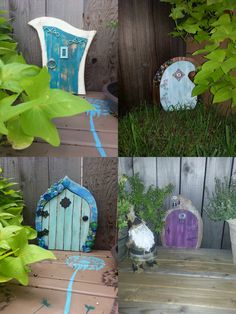Gnome and Fairy Doors