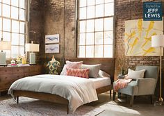 Living Spaces: Blast From the Past Styled by Jeff Lewis