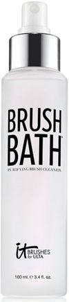 It Cosmetics Brush Bath Purifying Instant Brush Cleaner Launches