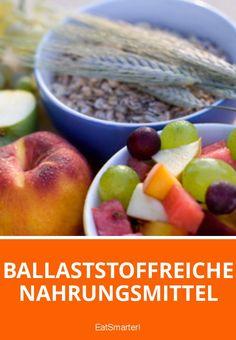 Ballaststoffreiche Nahrungsmittel | eatsmarter.de