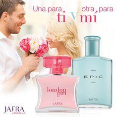 Una para ti y otra para mí #jafra #Ajafracosmetics