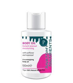 Premae Anatomy Nutrients Instant Renewal Body Oil 100ml | Birchbox UK