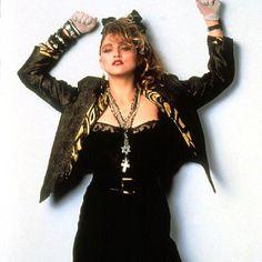 This era I love Madonna in