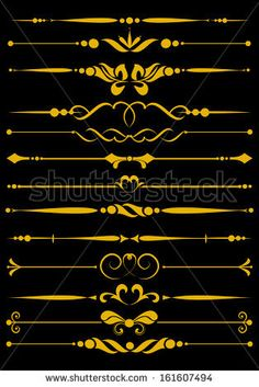 Art Deco Font, Art Deco Design, Fuente Art Deco, Web Design, Graphic Design, Art Deco Artwork, Lord Ganesha Paintings, Decorative Lines, Tattoo Lettering Fonts