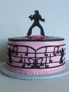 Elvis cake Who wants to make this for me for my birthday???