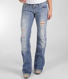 Daytrip Leo Stretch Jean   goldstone  $59.50