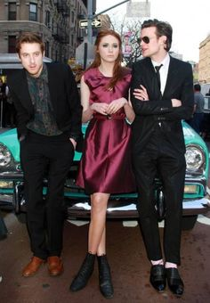 no, seriously.  karen and the BABES.