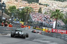 F1 Monaco Grand Prix 2014 TV coverage on NBC Sports