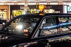 Taxi de Kioto japon