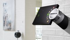 Bang & Olufsens new BeoSound 5 Encore tries to sidestep iTunes navigation system while offering high-end digital audio. Electronics Companies, Touch Screen Technology, Bang And Olufsen, Music System, Digital Audio, Digital Art, Internet Radio, Business Design, Track Lighting