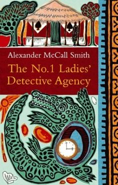 A book that makes one optimistic and happy by Alexander McCall Smith by liliana