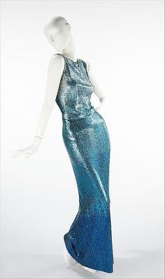 Evening Dress Norman Norell, 1953 The Metropolitan Museum of Art