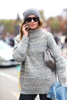 13 ways to style a beanie this winter: