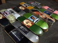 Tons of Fucking Awesome and Hockey decks are in stock!!! Check them out!!! @8five2shop www.8five2.com @fuckingawesome