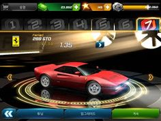 CyFeel: Asphalt7 Heat - Ferrari 288 GTO Tokyo Cup Race