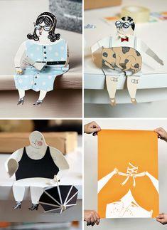 Malin Koort illustration and grafic design