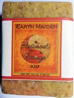 Patchouli Orange, a.k.a. Orange Blossom Oatmeal is a fragrant, citrus patchouli blend that touts thick, fluffy lather.