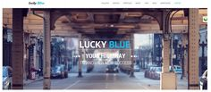 Lucky Blue is a one page theme professional website templates. It is a very simple, flexible and fully responsive theme (resizing your browser) With this theme you can create a one-page site, perfect for personal use and small agency to present their work. Also, you can create a normal site with many pages for Business and Template Based Design, blog or any kind of purpose. For more information, please visit us - http://www.lawaweb.com/