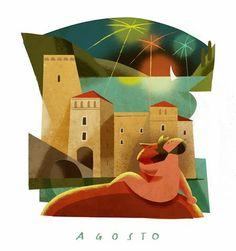 Agosto by Riccardo Guasco