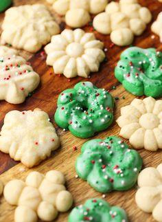 Cookies & Cups spritz cookies