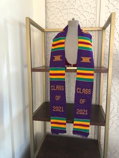 Excited to share this item from my shop: Graduation stoles Kente sash / Purple Kente graduation stole #graduation #kentestole #personalizedstoles #sororitystole #collegestoles Graduation Stole, Graduation Gifts, College Graduation, Graduation Outfits, Masters Degree Graduation, Organization, Sorority And Fraternity, Fraternity Letters, Organisation