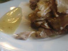 roasted okra, slow-cooker pork, tea sangria, apple dapple 015