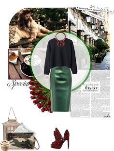 """""""Untitled #231"""" by mariekc ❤ liked on Polyvore"""