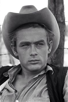 "James Dean - ""Giant"" (1955) - Costume designer : Marjorie Best"