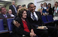 Muere a los 92 años Helen Thomas, la periodista decana de la Casa Blanca