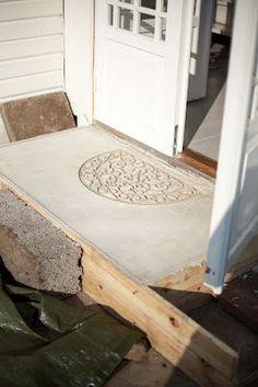 Fabulous inspiration: Concrete
