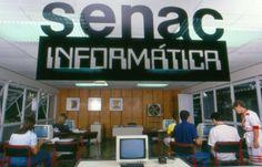 Unidade Araraquara em 1992. (Diapositivo) - Sem identificação de fotógrafo.