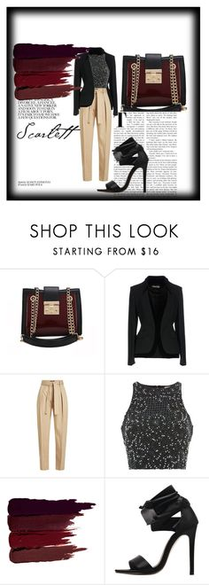 """""""Untitled #26"""" by stasha279 ❤ liked on Polyvore featuring Tom Ford, Polo Ralph Lauren, Lace & Beads and Serge Lutens"""